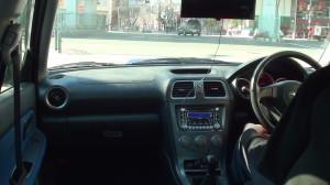 GDA運転席