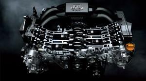 86のFA20エンジン