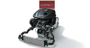 V37型2.0L実装エンジン
