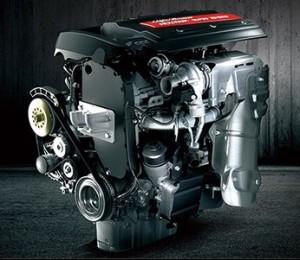 Mitoの1.4Lエンジン