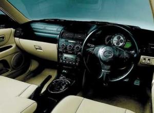 AS200ATモデルのインパネ