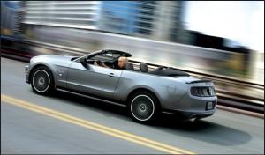 Mustang V8 GT Convertible Premium写真3