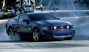 Mustang V8 GT Coupe Premium写真2