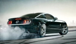 Mustang V8 GT Coupe Premium写真3