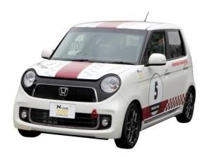 N-ONEホンダ公認レース車両