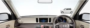 N-ONE運転席の視界