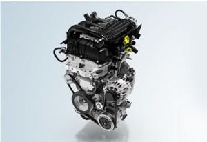 プジョー1.2Lエンジン
