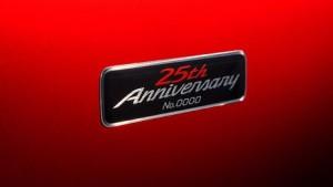 Anniversary Mazda MX-5sシリアルナンバー