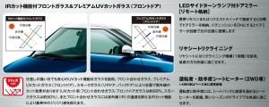 STYLE特別装着紫外線カットガラス