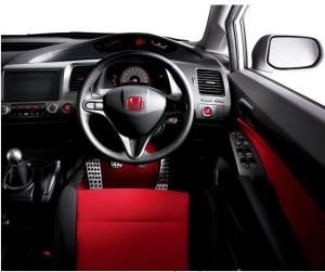 FD2運転席