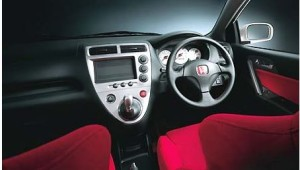 EP3運転席