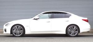 V37車高調装着イメージ