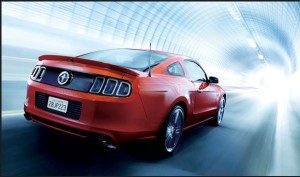 Mustang V6 Coupe Premium写真2