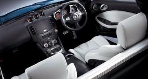 7M-ATx車の運転席