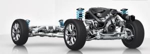 BMW電子制御ダンパー
