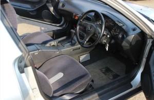 delSolの運転席