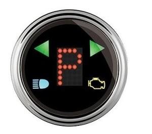 Auto Meter Transmission Shift Indicator Gauges