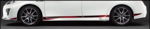 G'sプリウスボディーストライプ