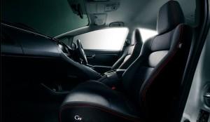G'sプリウス運転席助手席シート