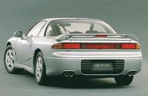 初代GTOテール写真