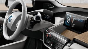 i3運転席の写真