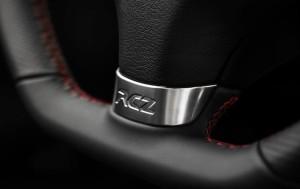 RCZ RのD型ハンドル