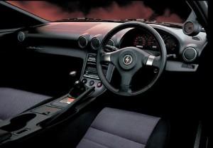 S15運転席
