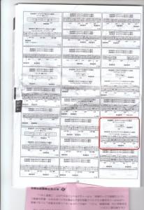 GVB最終型車速信号と速度信号配線位置
