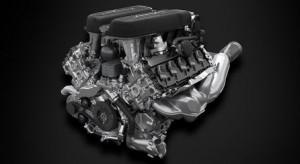 ウラカンV10エンジン