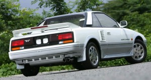 AW11型テール