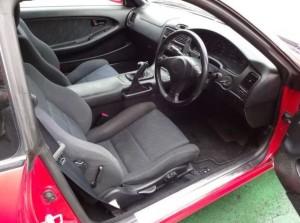 SW20型運転席