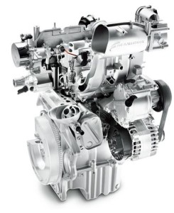 TwinAirターボエンジン