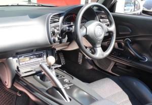 S2000運転席写真