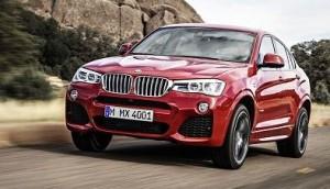 BMWX4写真