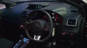S4 GTの運転席