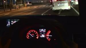 S4 GTのインパネ視認性
