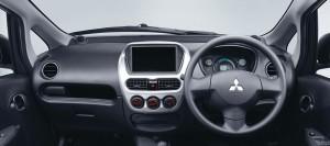 HA4W運転席とインパネ