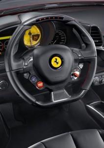 458シリーズのステアリング