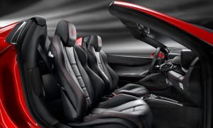 458Spiderバケットシート