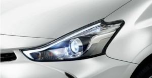 Bi-Beam LEDヘッドライト