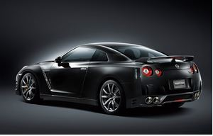 GT-R Black edition