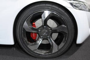 S660のタイヤとホイール