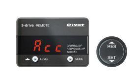 3-drive・REMOTE