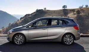 BMW 218i写真3