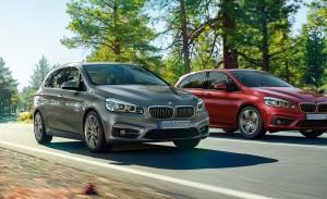 BMW 218i写真2