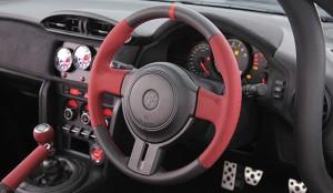 公式GRMN86運転席