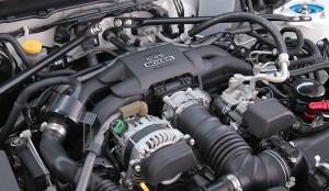公式GRMN86エンジン