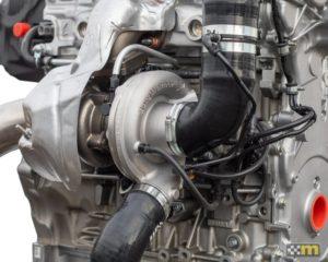 フォーカスRS用タービンキット m520 MRX Power Upgrade Kit