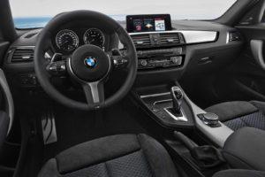 2018 BMW1シリーズ 内装