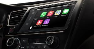 Apple carplayナビ
